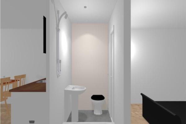 Tiny House WC